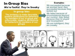 In Group Bias